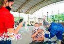 Lideres comunales ayudan al esquema de vacunación de los adultos mayores en las zonas rurales de Villavicencio