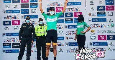 Primer triunfo del equipo de ciclismo del Meta en la Vuelta de la Juventud 2021