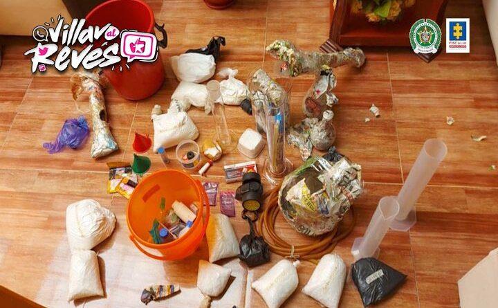 Desmantelan laboratorio de producción de heroína en el departamento de Nariño