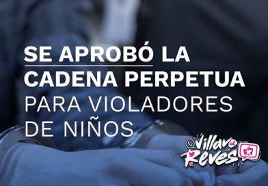 Aprobada Cadena Perpetua contra asesinos y violadores de niños en Colombia
