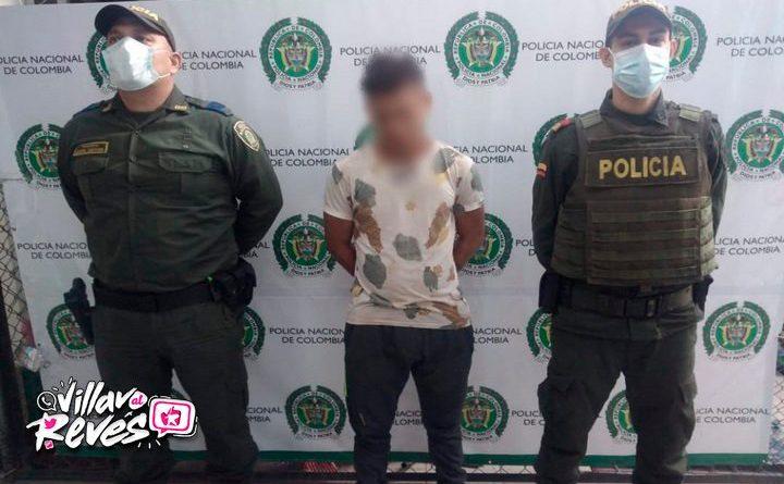 Le robó un bolso a una mujer y lograron atraparlo rápidamente en el municipio de Granada