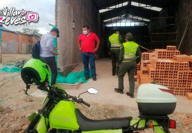 Cuatro personas capturadas por construir dentro del Humedal La Cuerera ( Kirpas- Pinilla)