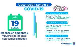 En Villavicencio crisis en el Plan de vacunación por no pago a las IPS y por agotamiento de dosis | Noticias de Buenaventura, Colombia y el Mundo