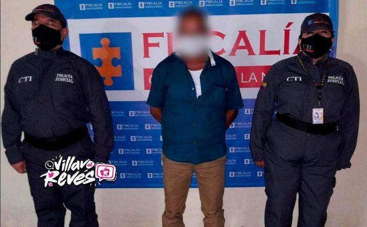 Capturado por el abusar sexualmente de una menor de 5 años en Villavicencio