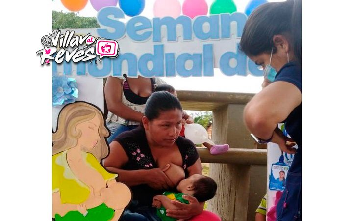 """Jornada de """"Lactatón"""" en Villavicencio por la semana mundial de la lactancia materna - Noticias de Colombia"""