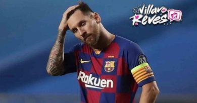 Messi se quedó sin renovación de contrato por parte del FC Barcelona