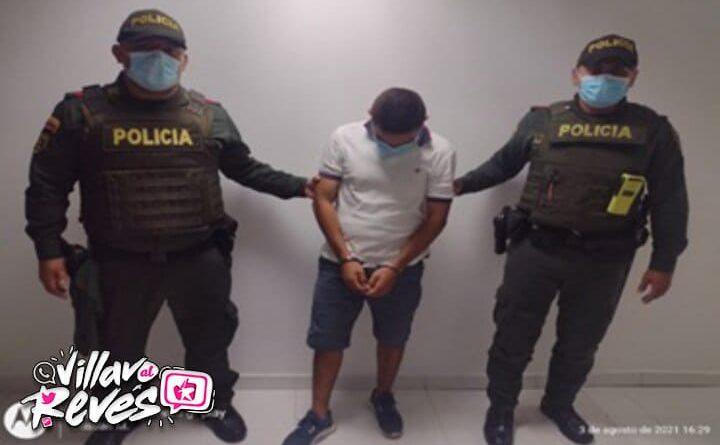 Por hurto calificado fue capturado un hombre en el barrio El Dos Mil de Villavicencio