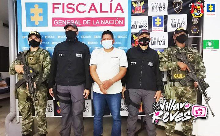 """Cárcel para alias """"Zamir"""" o """"El Indio"""", presunto cabecilla del Clan del Golfo en Casanare"""