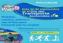 """Automóviles y motocicletas no podrán transitar este miércoles """"Día del transporte sostenible"""" en Villavicencio"""
