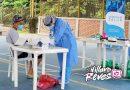 Alcaldía de Villavicencio realiza pruebas gratis para covid 19 en el barrio San Antonio