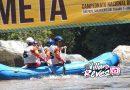 El Meta participa con tres equipos en el Campeonato Nacional de Rafting en Santander