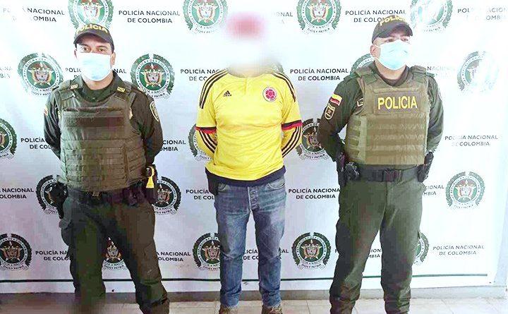 Capturado hombre en San Martín, requerido por el delito de Acceso Carnal Violento Agravado